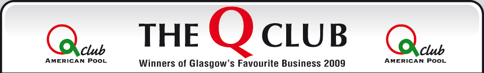 The Q Club Glasgow- Premier Snooker & Pool Club